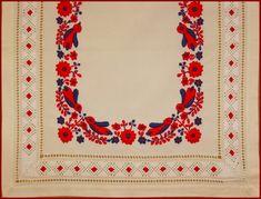 Magyar népművészet: Palóc hímzések Hungarian Embroidery, Textiles, Folk Costume, World Cultures, Fabric Scraps, Folk Art, Embroidery Patterns, Art Decor, Needlework