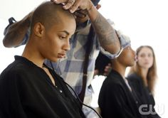7 Things You Need To Have Before Your First Big Chop Read the article here - http://www.blackhairinformation.com/general-articles/tips/7-things-you-need-to-have-before-your-first-big-chop/