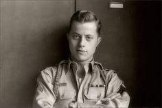 Anonymous Author · Self Portrait | Military Mission · 1955 · South Korea