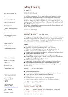 doctor curriculum vitae samples will give ideas and strategies to develop your own resume