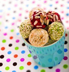 Ceci in polpette con broccoletti, barbabietola e semi - Tutte le ricette dalla A alla Z - Cucina Naturale - Ricette, Menu, Diete