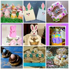 Family Home and Life: 37 Easter Ideas {part 1}