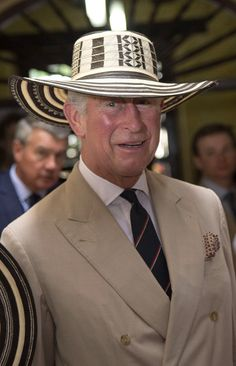 Prince Charles Visits Colombia: Day 4