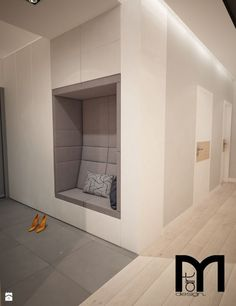 Hol / Przedpokój styl Nowoczesny Hol / Przedpokój - zdjęcie od Mart-Design Architektura Wnętrz