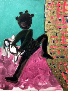Sunday Play by Zofia Wyszomirska-Noga. Original artwork for sale on Artzine. Sale Artwork, Featured Art, Original Paintings, Commissioned Artwork, Painting, Original Paintings For Sale, Purchasing Art, Street Art, Original Artwork