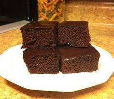 Avocado Chocolate Cake Recipe If It Fits Your Macros (IIFYM.com)