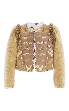 One Of A Kind The Camilla Jacket by ALIX OF BOHEMIA for Preorder on Moda Operandi