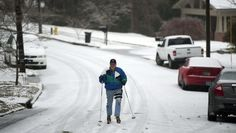 Winter weather may increase stroke hospitalizations.