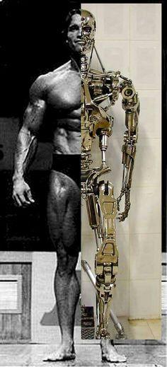 Arnold Schwarzenegger / T-800