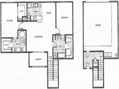Two Bedroom Apartment Interior - https://apartmentsjerseyvillagetx.com/two-bedroom-apartment-interior-2/