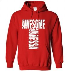 Awesome Vanessa - #sweater #hoodies for boys. PURCHASE NOW => https://www.sunfrog.com/Names/Awesome-Vanessa-Red-39078670-Hoodie.html?60505