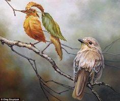 35 Mind-Blowing Illusion Paintings by Oleg Shuplyak - Find Hidden Figures | Read full article: http://webneel.com/oleg-shuplyak-illusion-painting | more http://webneel.com/paintings | Follow us www.pinterest.com/webneel