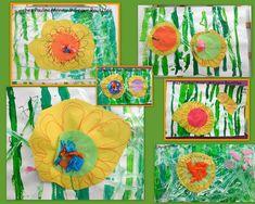 Graphismes fleuris