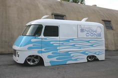 vintage step van | Re: found a van !!....also plenty pics of vintage step vans