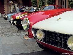 Ferrari Concorso d Eleganza 2014 Villa d Este