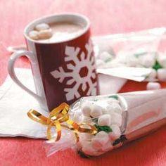 Drink Recipes: Iced Coffee Recipes: Chocolate-Cherry Coffee Mix Recipe
