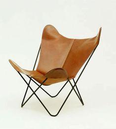 jorge ferrari-hardoy, juan kurchan and antonio bonet - butterfly chair - 1938