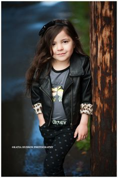 "Lua's ""Cool Kid"" Urban photo shoot {Centralia, Chehalis, Olympia, Tumwater cool kid photographer} » Katia Hudson Photography"