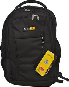 Buy Skyline Laptop Backpack Unisex backpack College/Office Bag With Warranty -0019 from Amazon.