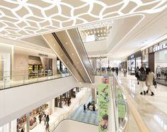 LOTTE WORLD MALL   Benoy                                                                                                                                                                                 More