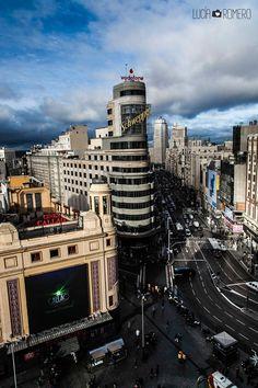 Loving Madrid! ...Bonita foto @LRHFotografia