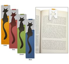 We recommend pairing these adorable bookmarks with a title from Rita Mae Brown for the ultimate cat lover/reader in your life