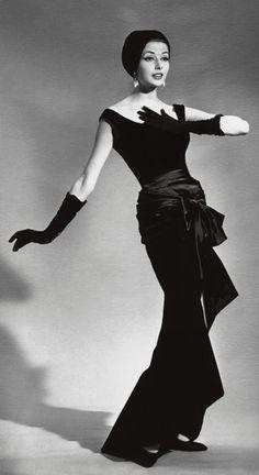Gitta Schilling Photo by F. C. Gundlach, 1950s