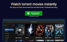 Popcorn Time, el 'Netflix Pirata' anuncia app para Android
