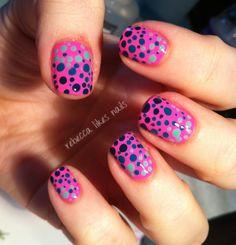 rebecca likes nails: 31dc2012 - day 11