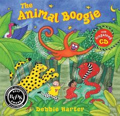 The Animal Boogie with video link