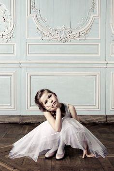 Dior ballerina