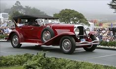 Pebble Beach 2013: Best in ClassG Duesenberg1929 Duesenberg J LeBaron PhaetonOwner: Tony & Jonna Ficco, Wheatridge, Colo