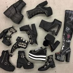 December 29 2019 at fashion-inspo Emo Outfits, Grunge Outfits, Summer Outfits, Crazy Shoes, Me Too Shoes, Fashion Shoes, Fashion Outfits, Womens Fashion, Fashion Clothes