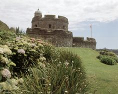 St Mawes Castle, Cornwall.