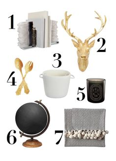 Cozy winter wish list...