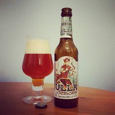 Ullr Julbock von @wackenbeer  #craftbeer #wacken #kiel #wackenbeer #craftbier #beerporn #instabeer #beerstagram #beernerd #beergeek #drinkcraft #craftbeerlife #craftbeerporn #beer #bier #cheers #prost #craftbeerkiel #bockbier #julbock #ullr #beerofthegods