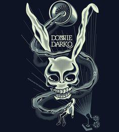 Reverbcity Shop - Camisetas/T-shirts Donnie Darko