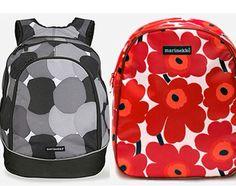 Go mshn Marimekko, Moschino, Backpacks, Bags, Finland, Design, Google Search, Fashion, Handbags
