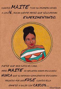 Carol Rossetti trabalha com ilustração, design, feminismo e quadrinhos. Carol Rossetti is a brazilian artist working with illustration, feminism and comics. Chimamanda Ngozi Adichie, First Boyfriend, Intersectional Feminism, Equal Rights, Patriarchy, Faith In Humanity, Girl Power, Woman Power, Equality