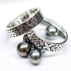 Samoan Wedding Rings kaleo Pinterest Beautiful Bryllup og