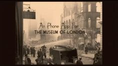 If you're even halfway interested in history, you'll go nuts over this incredible app commissioned by The Museum of London. It uses hundreds of old photos and sophisticated augmented reality technology to bring you an unforgettable mobile experience.