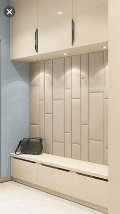 Entryway Decorating Tips With Wall Sconces Wall Panel Design, 3d Wall Panels, Home Entrance Decor, Entryway Decor, Leather Wall Panels, Upholstered Wall Panels, Cabinet Design, Interior Decorating, Etsy