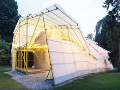 pavilion scafolding - Google 검색