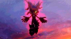 Infinite Sonic Forces Gif