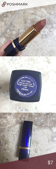 NEVER USED ESTÉE LAUDER LIPSTICK Shade is electric Sephora Makeup Lipstick