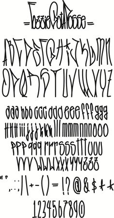 An organic typeface with lots of lowercase variations, based on graffiti tags. Graffiti Lettering Alphabet, Graffiti Writing, Tattoo Lettering Fonts, Graffiti Font, Graffiti Tagging, Graffiti Designs, Types Of Lettering, Street Art Graffiti, Graffiti Artists