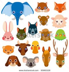 animal icon collection - Google Search