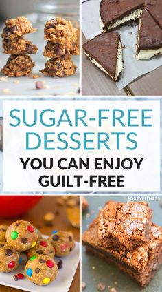 #Absolutely #Amazing #desserts #Eating #free #Healthy #Sugar