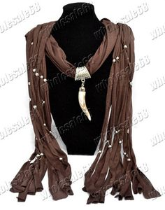 Scarf / Necklace