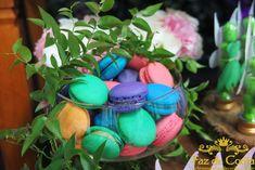 Macaron colorido